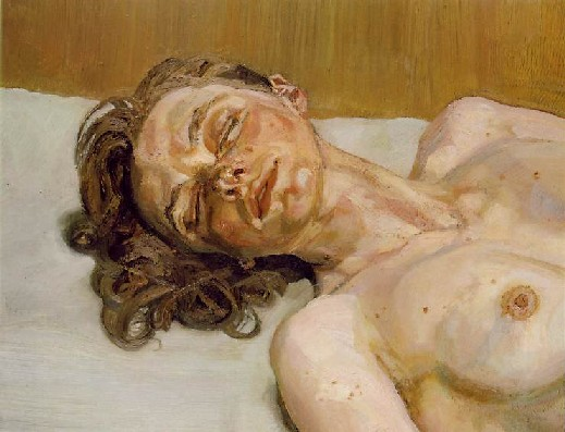 lucian freud - closed_eyes