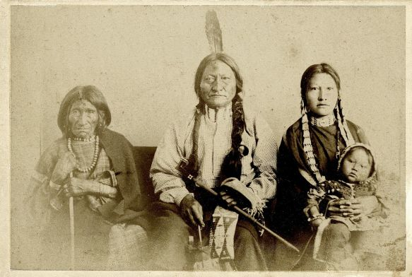 Sitting_Bull_and_Family_while_at_Fort_Randall_summer_or_fall_1881
