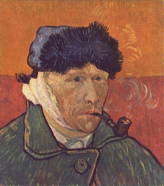 Zelfportret-met-afgesneden-oor