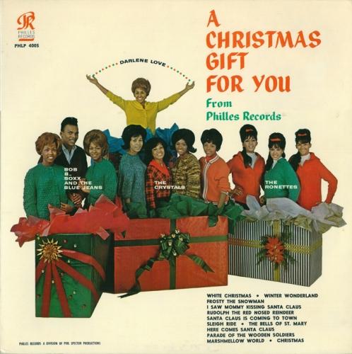 kerstmis,kater,phil spector,rudolf,geluk,muziek,popcultuur,pop