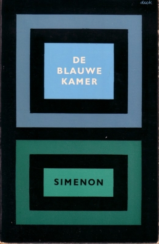 georges simenon,was,blauwsel,kinderjaren,boeken,dick bruna