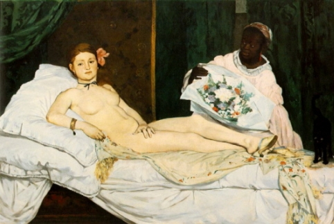 manet,station,eros,theater,olympia,erotiek,exhibitionisme,seks