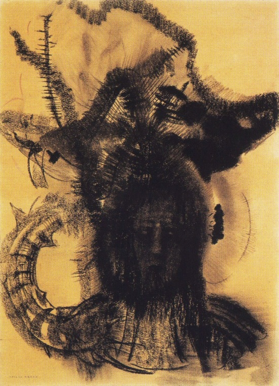 odlilon redon chimère