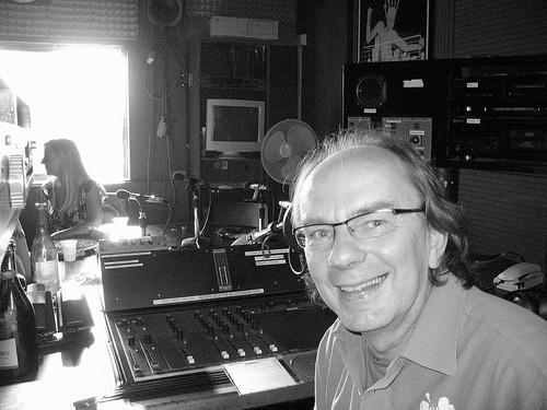 in de studio 2 juni 2007