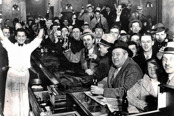 The night they ended Prohibition