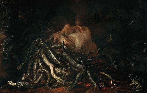 Medusa_uffizi