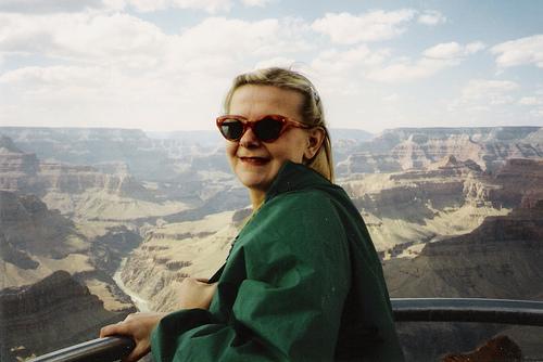 agnes, grand canyon 1993