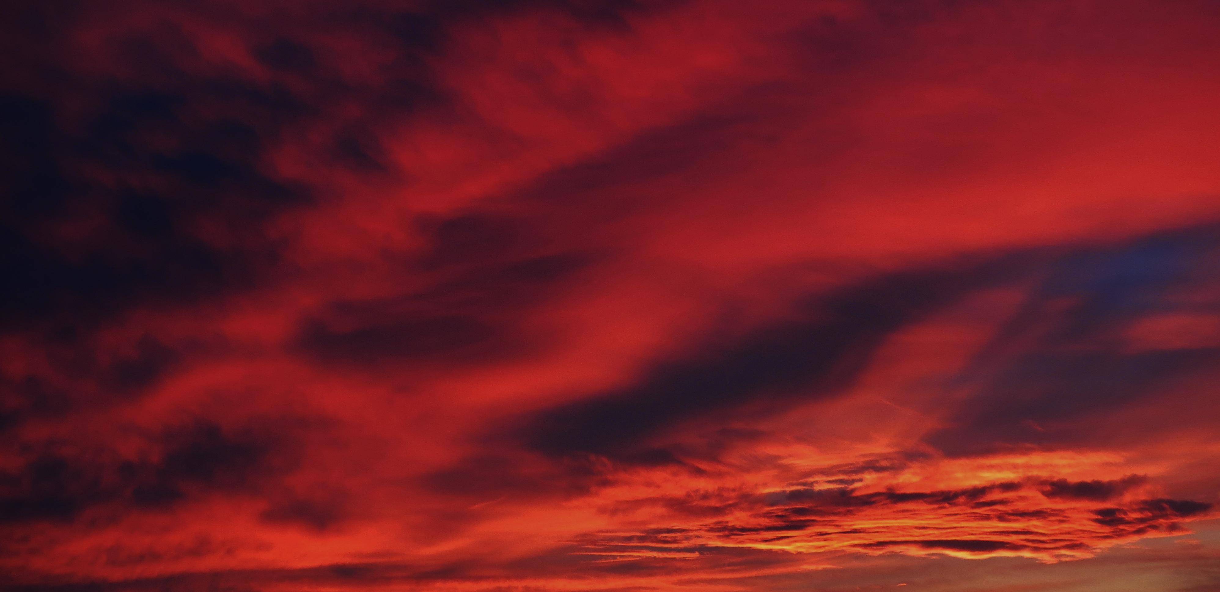 rode lucht