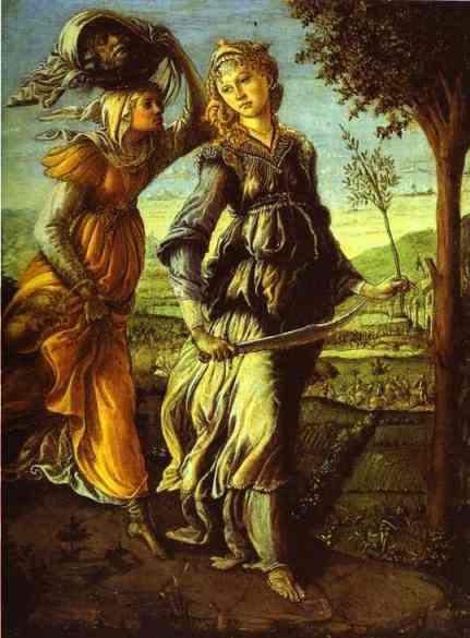 Boticelli-Judith
