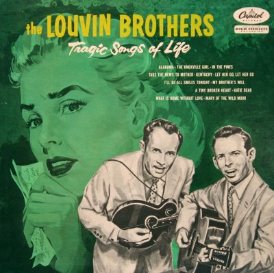 Louvin_Tragic songs of love
