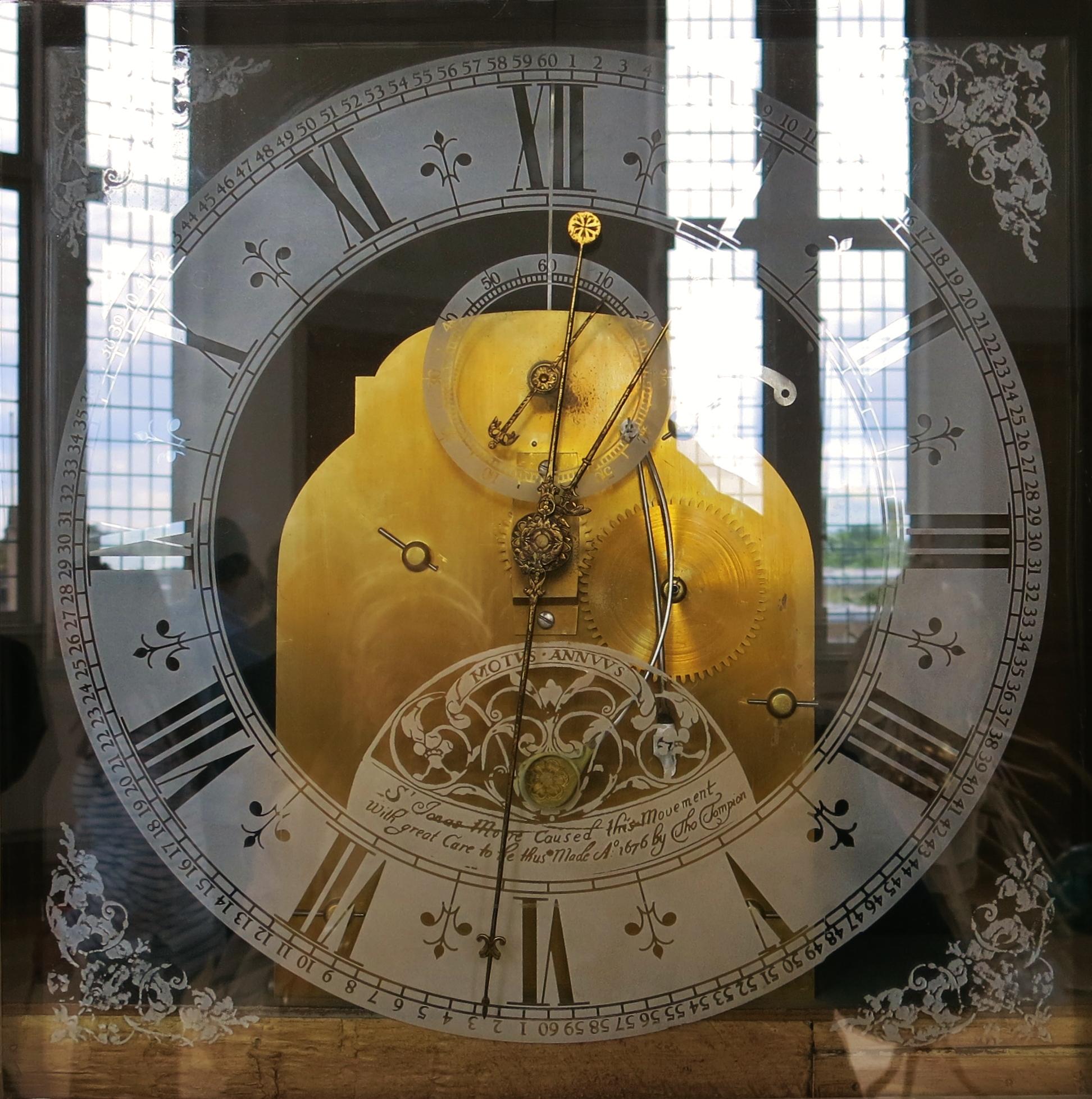 tijd-klok