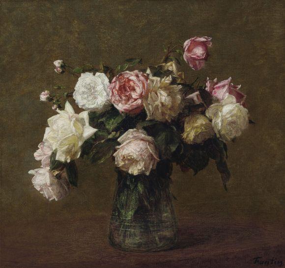 grandes roses