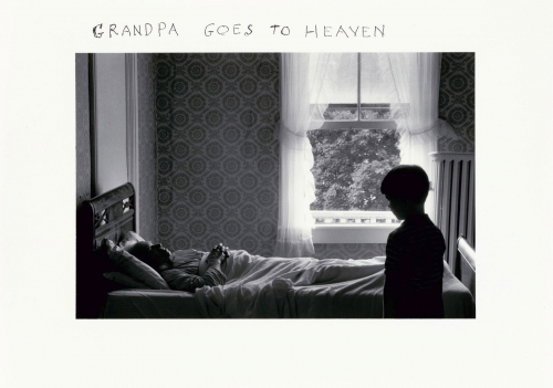 duane michals grandpa goes to heaven.jpg