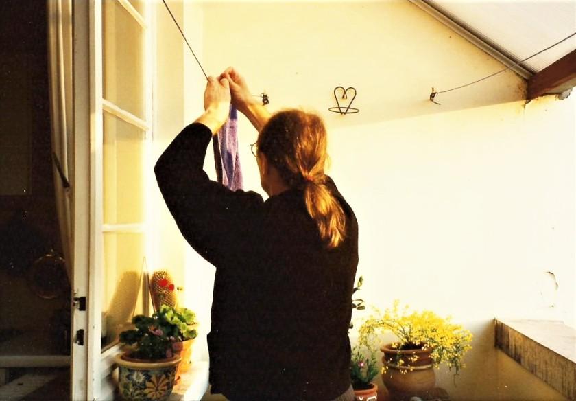 clothesline saga