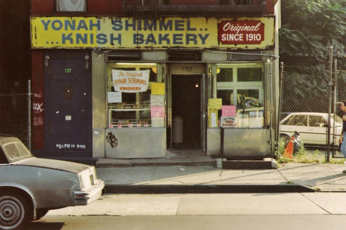 bakery, manhattan