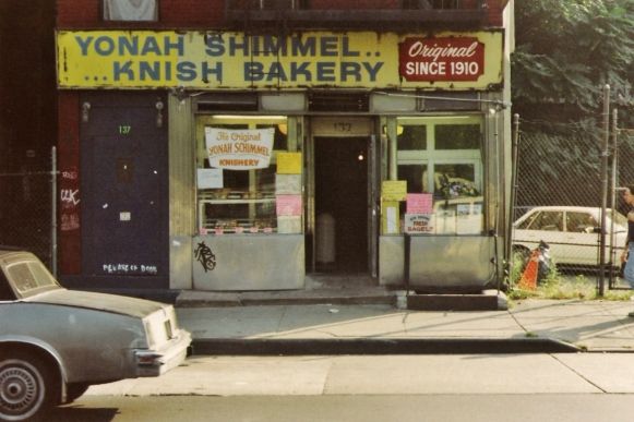 bakery, manhattan