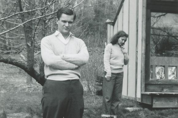 john ashbery en jane freilicher