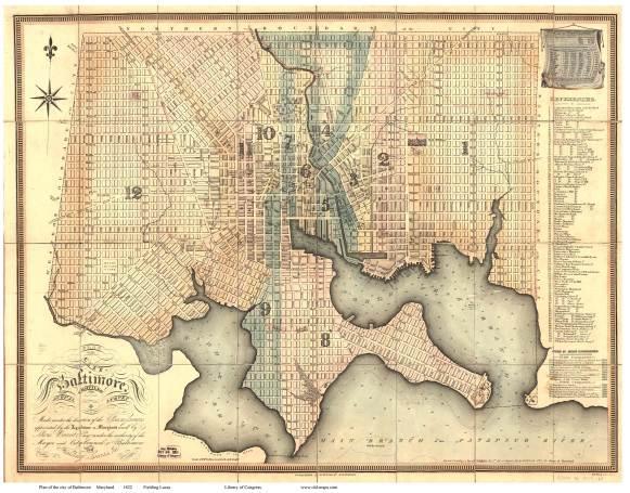 Baltimore_1822_