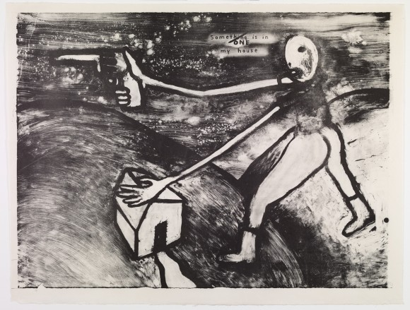 large_xDavid_Lynch__Someone_is_in_My_House__2014__lithograph__courtesy_the_artist_and_Item_Editions